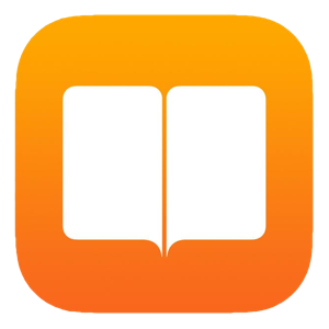 Apple iBooks Store Icon