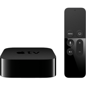 Image of the new Apple TV